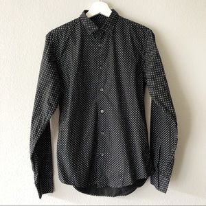Zara man button down shirt size S
